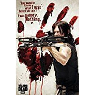 GB Eye The Walking Dead Bloody Hand Daryl 61x91.5cm Affisch