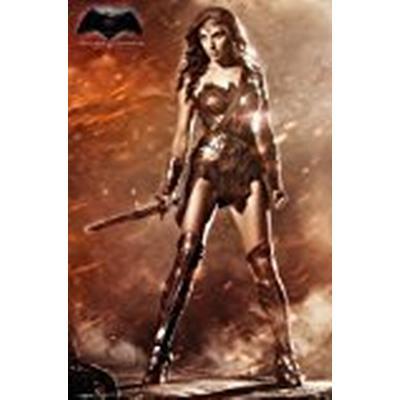GB Eye Batman vs Superman Wonder Woman Maxi 61x91.5cm Poster Affisch