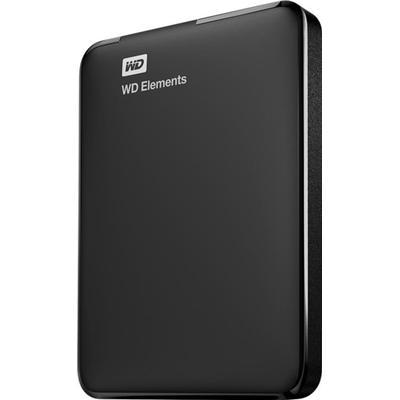 Western Digital Elements Portable 4TB USB 3.0