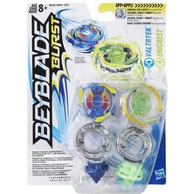 Hasbro Beyblade Burst Dual Pack Valtryek & Unicrest