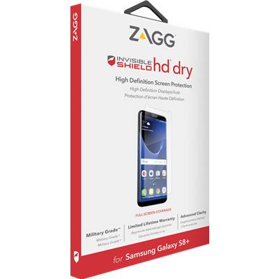 Zagg InvisibleSHIELD HD Dry (Galaxy S8 Plus)