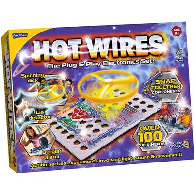 John Adams Hot Wires