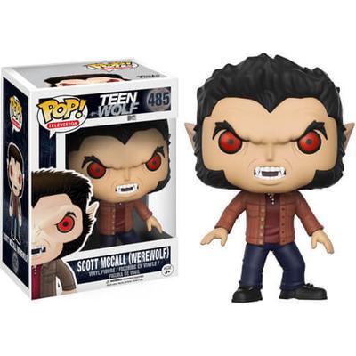 Funko Pop! TV Teen Wolf Scott McCall Werewolf