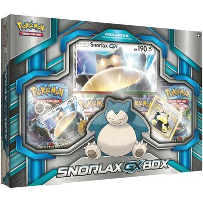 Pokémon Snorlax GX Box