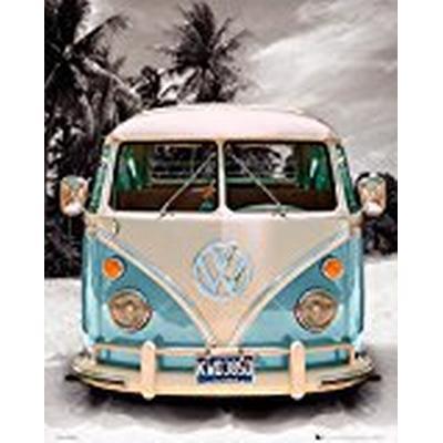 GB Eye VW Camper Beach 40x50cm Affisch