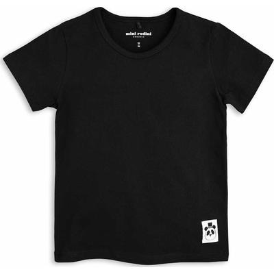 Mini Rodini Basic T-shirt - Black