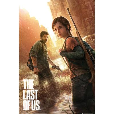 GB Eye The Last of US Key Art Maxi 61x91.5cm Poster Affisch