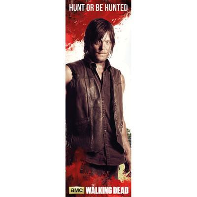 GB Eye The Walking Dead Daryl 53x158cm Door Affisch
