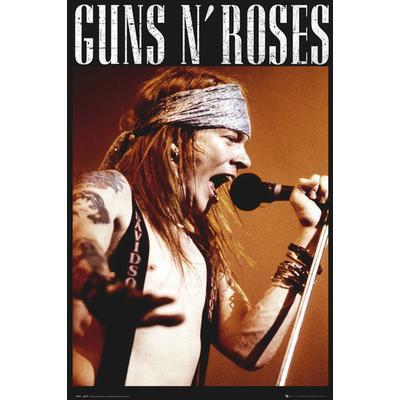 GB Eye Guns N Roses Axel Maxi 61x91.5cm Affisch