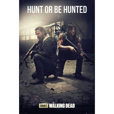 GB Eye The Walking Dead Hunt Maxi 61x91.5cm Affisch