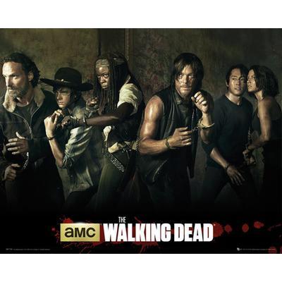 GB Eye The Walking Dead Season 5 61x91.5cm Affisch