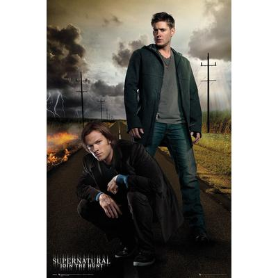 GB Eye Supernatural Dean & Sam Maxi 61x91.5cm Affisch