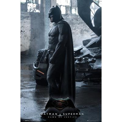 GB Eye Batman vs Superman Batman Maxi 61x91.5cm Poster Affisch