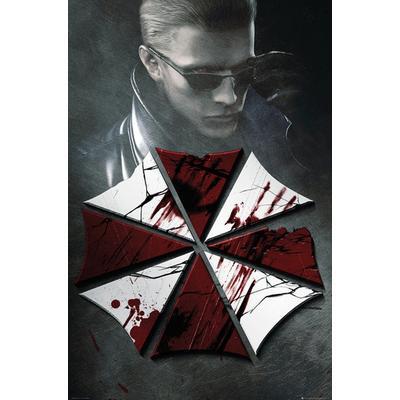 GB Eye Resident Evil Key Art Maxi 61x91.5cm Affisch
