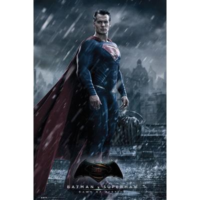 GB Eye Batman vs Superman Superman Maxi 61x91.5cm Poster Affisch