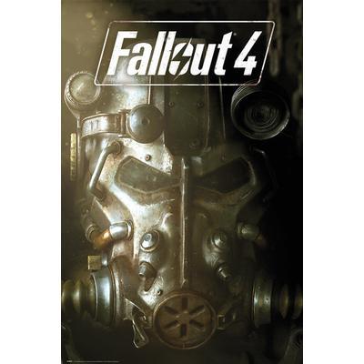 GB Eye Fallout 4 Mask Maxi 61x91.5cm Affisch