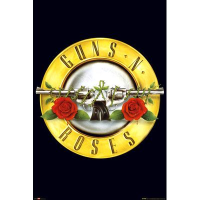 GB Eye Guns N Roses Logo Maxi 61x91.5cm Affisch