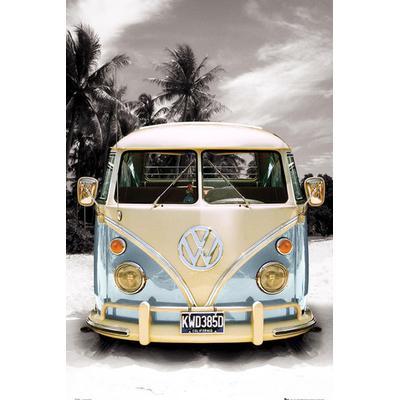 GB Eye VW Camper Beach Maxi 61x91.5cm Affisch