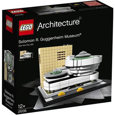 Lego Architecture Solomon R Guggenheim Museum 21035