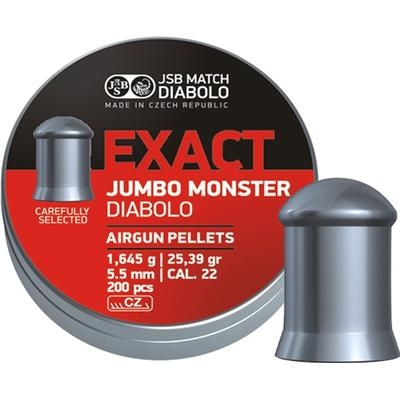 JSB Exact Jumbo Monster 5.52mm 1.645g