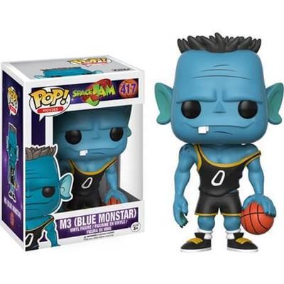 Funko Pop! Movies Space Jam M3 Blue Monstar