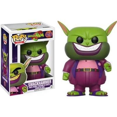 Funko Pop! Movies Space Jam Swackhammer