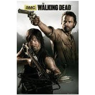 GB Eye The Walking Dead Banner Maxi 61x91.5cm Affisch