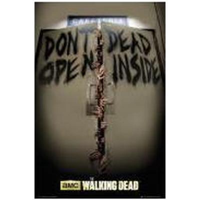 GB Eye The Walking Dead Keep Out Maxi 61x91.5cm Affisch