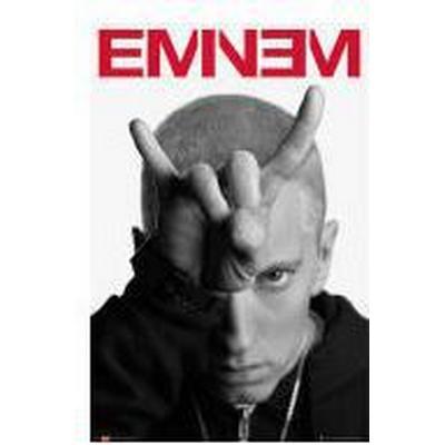 GB Eye Eminem Horns Maxi 61x91.5cm Plakater