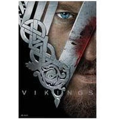 GB Eye Vikings Key Art Maxi 61x91.5cm Affisch