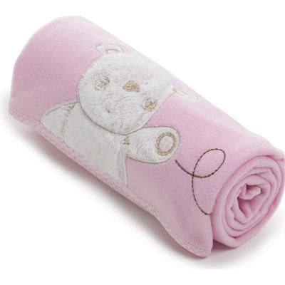 OBaby B is for Bear Bedding Fleece Blanket