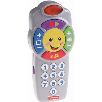 Fisher Price Laugh & Learn Click Learn Remote