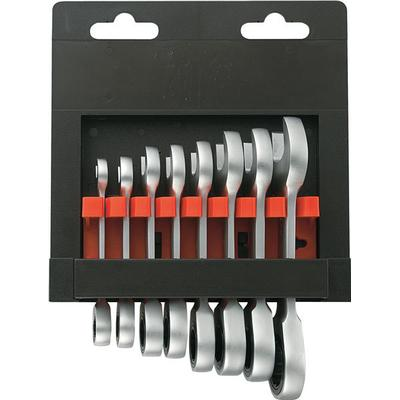 Toolcraft 824125 Set 8 Piece