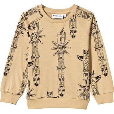 Mini Rodini Totem Sweatshirt - Beige