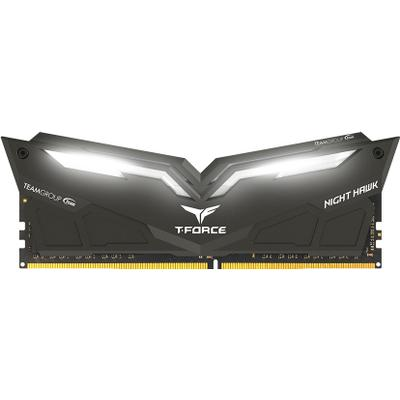 Team Group T-Force Nighthawk white LED DDR4 3000MHz 2x8GB (THWD416G3000HC16CDC01)