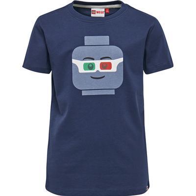 Lego Wear Teo 504 T-Shirt - Dark Navy