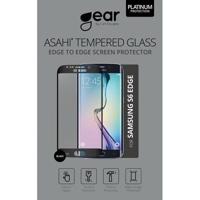 Gear by Carl Douglas Full Fit Glass Asahi Screen Protector (Galaxy S6 Edge)