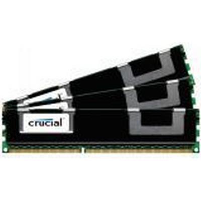 Crucial DDR3 1866MHz 3x4GB ECC Reg (CT3K4G3ERSDD8186D)