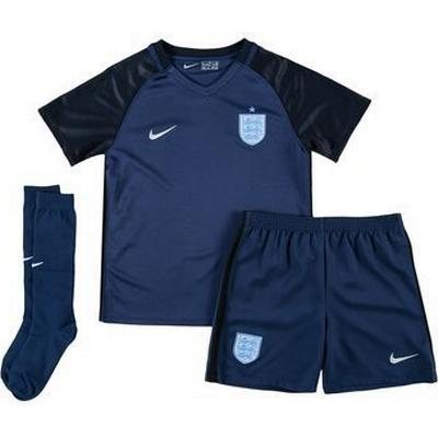 Nike England Away Jersey Kit 17/18 Youth