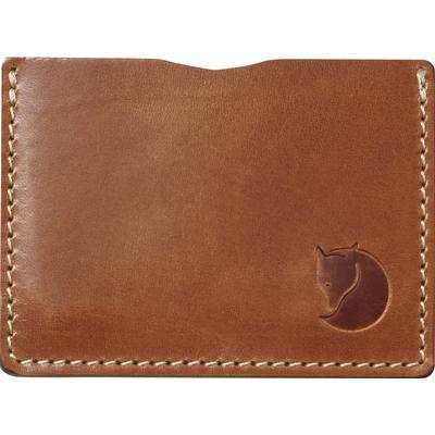 Fjällräven Övik Card Holder - Cognac (F77308)