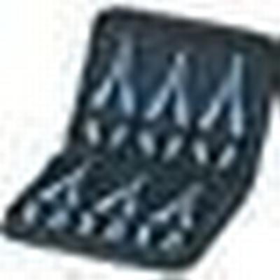 Knipex 00 20 16 P Electronics Bidetang, Spidstang Set 6-delar