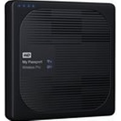Western Digital My Passport Wireless Pro 4TB USB 3.0