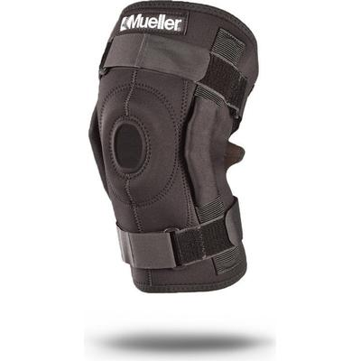 Mueller Hinged Wraparound Knee Brace L