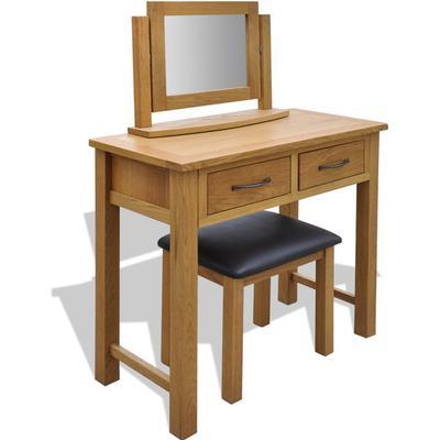 vidaXL 242742 Dressing Table Sminkbord