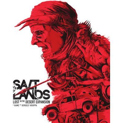 Saltlands: Lost in the Desert Expansion