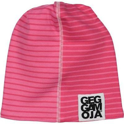 Geggamoja Two Color Beanie - Raspberry / Coral (30616214)