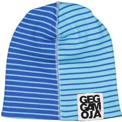 Geggamoja Two Color Beanie - Blue / Turq (30616213)