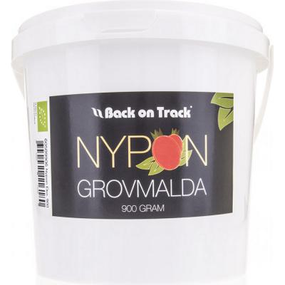 back on track nyponpulver dosering