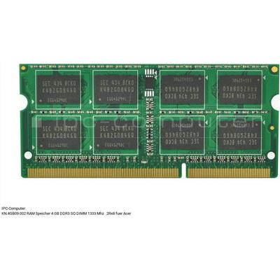Acer DDR3 1333MHz 4GB (KN.4GB09.002)