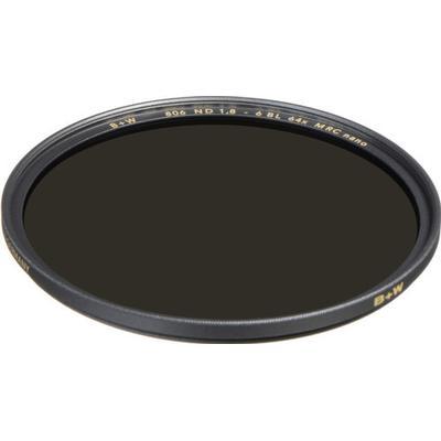 B+W Filter ND 1.8 XSP NANO 806M 62mm